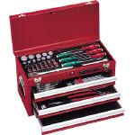 【超歓迎】 【TONE】整備用工具セットTSH4509BK【工具セット(差込角12.7mm)/工具セット】【TC】:ゆにでのこづち-DIY・工具