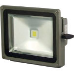 【日動】投光器LEN-30D-ES-W【LEDエコナイター30/作業灯】【TC】