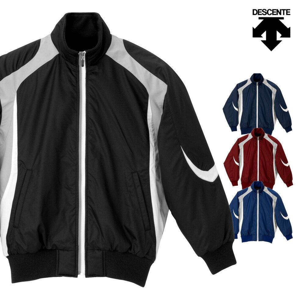 デサント ベースボール 野球 コート HEAT NAVI グランドコート DR-217