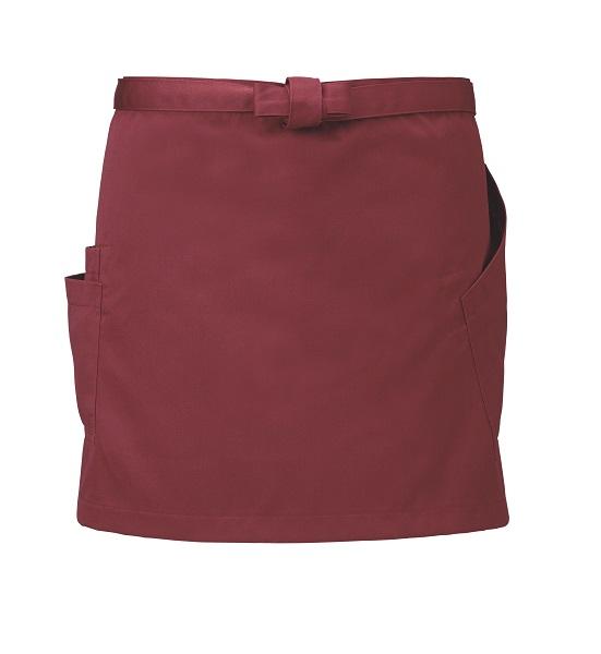 POSがすっぽりと入る 専用の大型ポケットを装備 定番キャンバス エプロン サーヴォ BA-1552 男女兼用 SALE