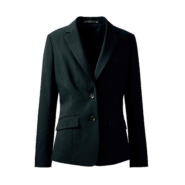 ジャケット 長袖 裏地付 レディス 黒 レストラン ホール 飲食 住商モンブラン MONTBLANC BM1001-0