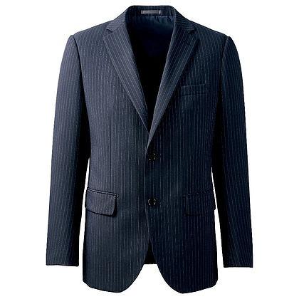 ジャケット BN1601 フォーマル ジャケット メンズ ストレッチ ストライプ レストラン ブライダル 飲食 制服 住商モンブラン