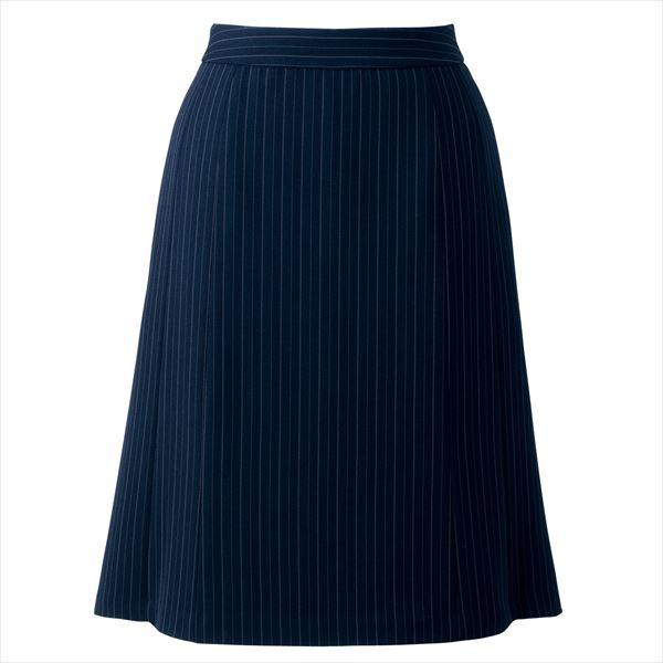 スカート HCS4601 フレアースカート 54CM丈 UVカット ストレッチ 形態回復 オフィス ビジネス 制服 3~15号 アイトス AITOZ