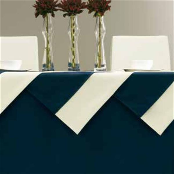 テーブルクロス 撥水 130×130 10枚 ベーシック ハイグレード レストラン プロ仕様 飲食店 おもてなし