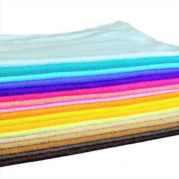 業務用 フェイスタオル 240匁 34×85 カラー 300枚 床屋 美容院 宿泊 温浴 エステ