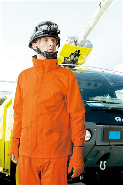 ジャケット AZ-56314 タルテックス ディアプレックス 全天候型 透湿防水ジャケット 耐水圧30000mm 透湿度16000g/m2/24h アイトス AITOZ