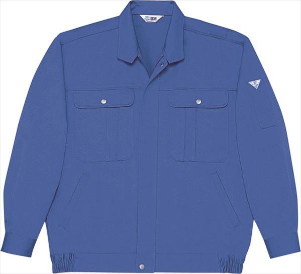 作業服 自重堂Jichodo 30100 形態安定長袖ブルゾン 綿100%