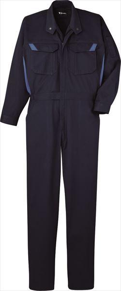 薄手ノオールシーズン素材長袖ツナギ服自重堂 Jichodo 82420 帯電防止素材