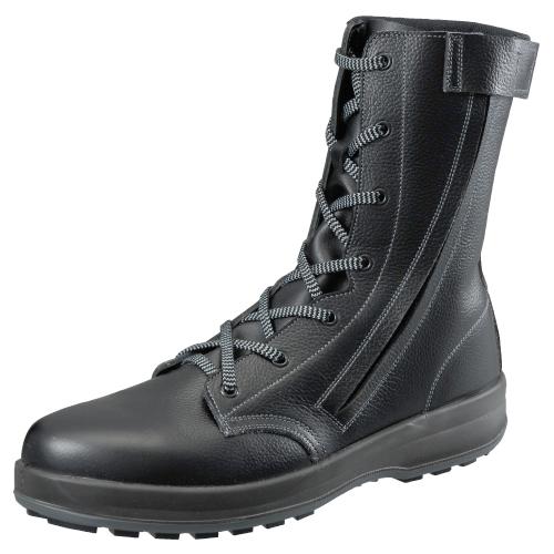 安全靴 WS33 C付 作業靴 シモン