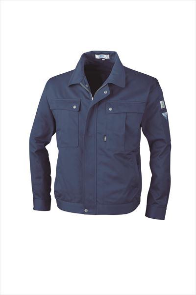 ジーベック XEBEC 9190 ブルゾン 通年 メンズ 男性 作業服 作業着 上着 ジャケット ジャンパー