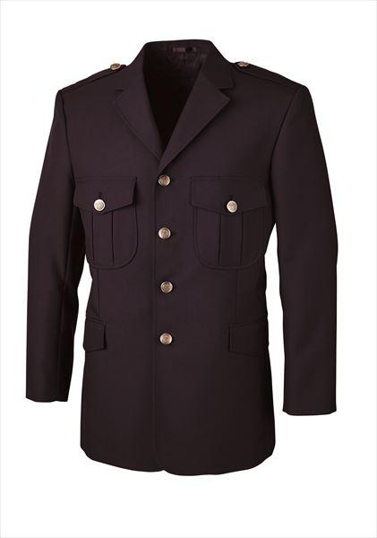 ジーベック XEBEC 18000 警備服 4ツ釦ジャケット メンズ 男性用 作業服 作業着 上着 警備用品 保安用品 セキュリティ