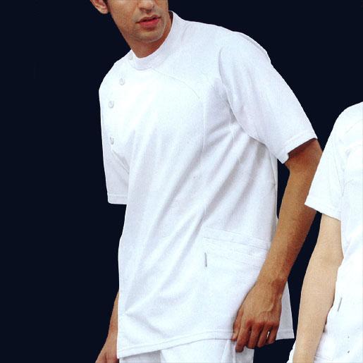 【医療白衣】メンズジャケット LKM501 アシックス