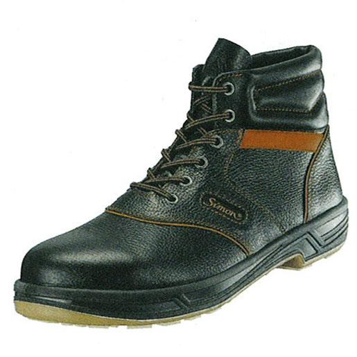 【安全靴】安全靴 編長靴 SL22-B シモン