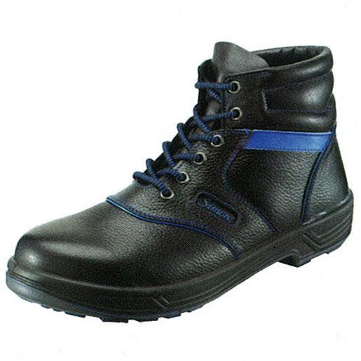【安全靴】安全靴 編長靴 SL22-BL シモン