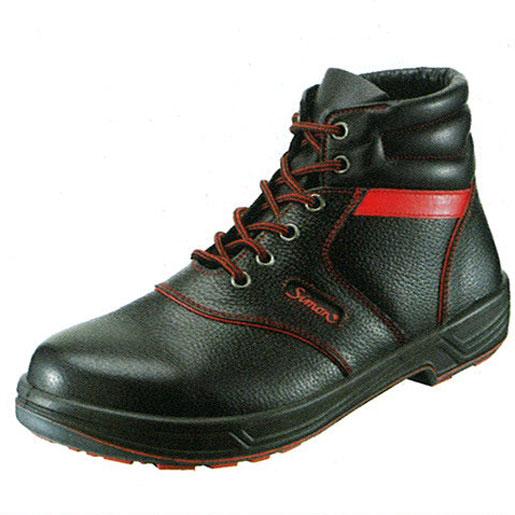 【安全靴】安全靴 編長靴 SL22-R シモン