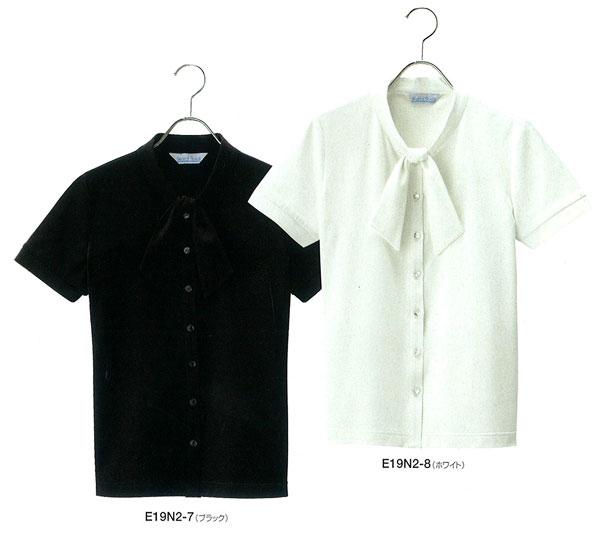 【事務服】カットソー E19N2 神馬本店