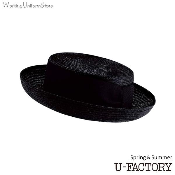 受付インフォメーション 春夏帽子 C91270 ユーファクトリー