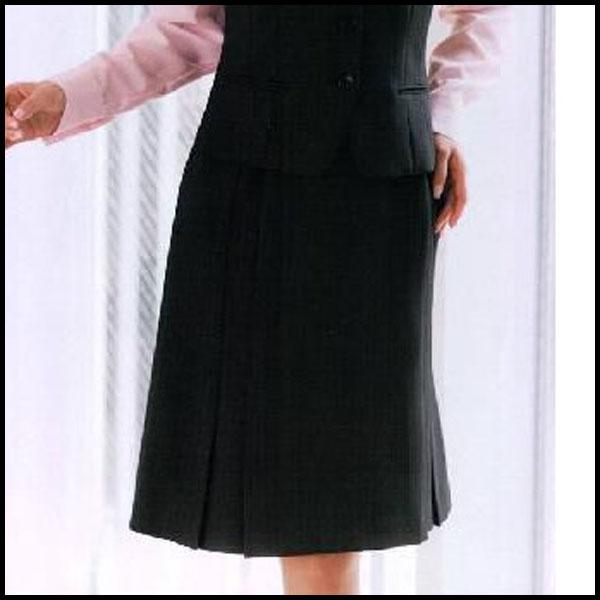 マーメイドスカート(57CM丈) セロリー クレッセ 大きいサイズ オフィス 事務服 /CRE【領収書 発行 可能】