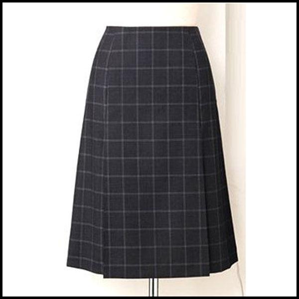 Aラインスカート(55CM丈) オフィス 事務服 /CRE 【領収書 発行 可能】 カード分割 02P03Dec16