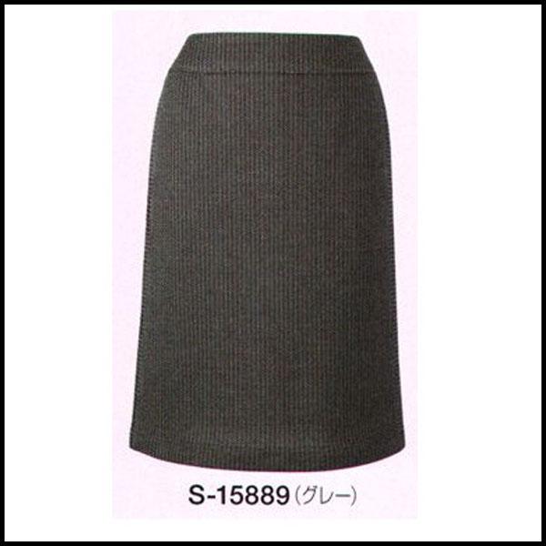 Aライン スカート (53CM丈) オフィス 事務服 /CRE 【領収書 発行 可能】 カード分割 02P03Dec16