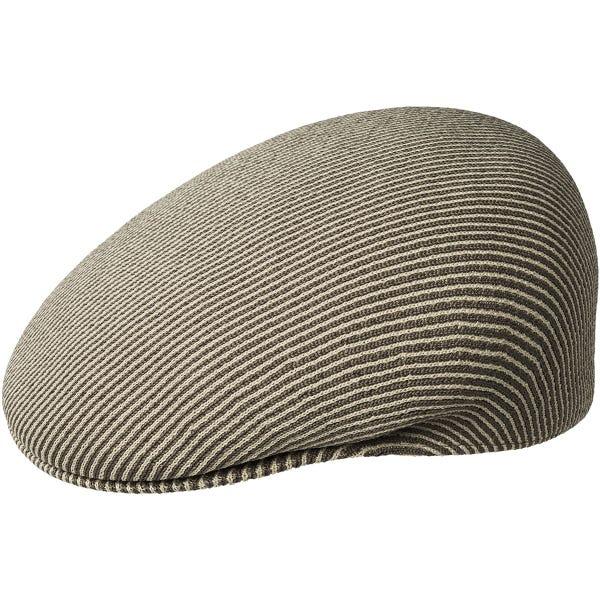 送料無料 KANGOL 春の新作シューズ満載 カンゴール メンズ 男性 Stripe 504 ハンチング フラットキャップ ハンチング帽子 夏 帽子 夏用 アウトドア XL ブランド 折りたたみ 汗 メッシュ UV 日よけ キャップ 安値 大きめ 収納 ハイ 大きいサイズ