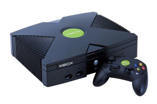 Microsoft Xbox 本体