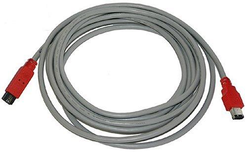 Unibrain FireWire 800/400 cable. 9 pin - 6 pin. 4.5 m 11943