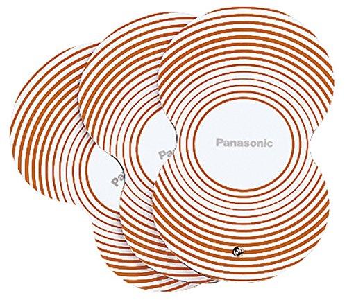 パナソニック 選択 アイテム勢ぞろい ワイドパッド 電気治療器EW436P用 EW4362P 3枚入