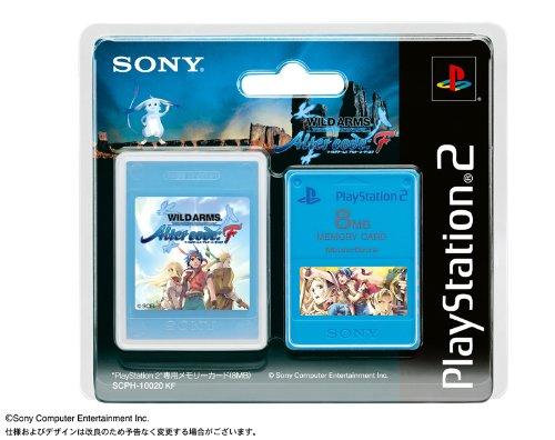 PlayStaion 2専用メモリーカード(8MB) Premium Series ワイルドアームズ アルターコード:F