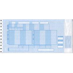 インテュイット 給与明細書連続用紙封筒式(28) 200028