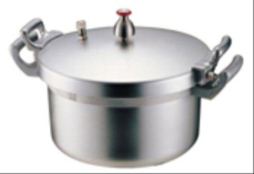 HOKUA(ホクア) 業務用アルミ圧力鍋 15リットル AAT01015