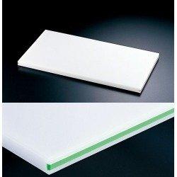 住友 スーパー耐熱まな板 線2本付(短辺)緑 SSWKL