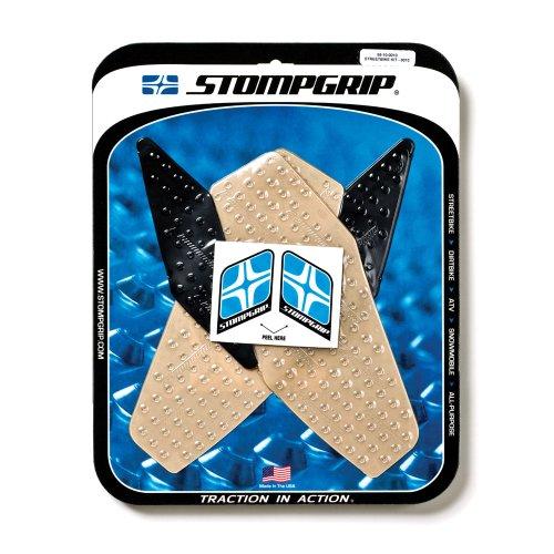 STOMPGRIP(ストンプグリップ) トラクションパッド タンクキット VOLCANO クリア YZF-R6(08-12) 55-1010