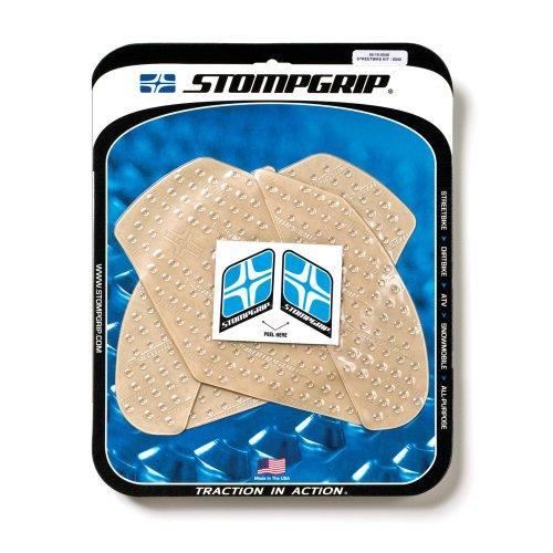 STOMPGRIP(ストンプグリップ) トラクションパッド タンクキット VOLCANO クリア ZX-10R(11-12) 55-3012