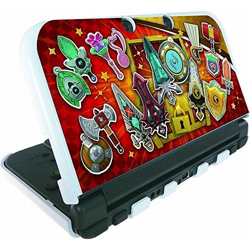 スナックワールド new NINTENDO 3DS LL Ver. un ジャラ カスタムハードカバー 一部予約 専用 OUTLET SALE
