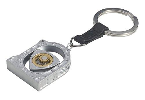 AUTOartDESIGN ロータリーエンジン キーチェーン un 完成品 保証 プレゼント