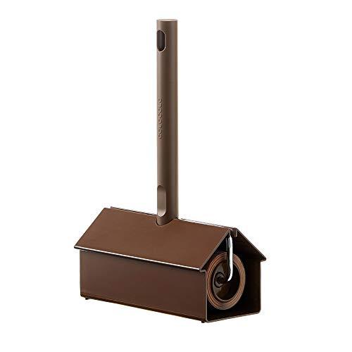 ニトムズ コロコロ 本体 コロフル カラーテープ(ブラウン) フローリング・カーペット対応 40周 1巻入 ブラウン C4492[un]