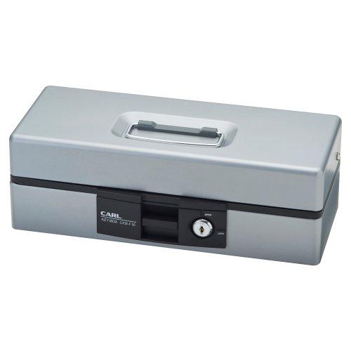 カール事務器 キーボックスデスクトップ 16個収納 CKB-F16-S[un]