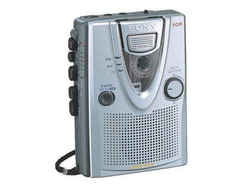 SONY カセットコーダー TCM-410[cb]