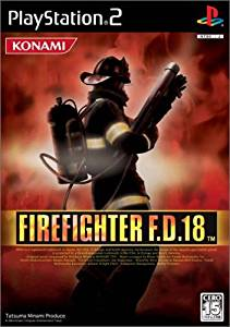 FIRE FIGHTER F.D. 18[cb]
