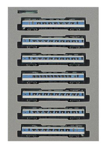 KATO Nゲージ 189系 あずさニューカラー 基本 7両セット 10-426 鉄道模型 電車[cb]