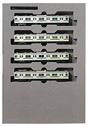 KATO Nゲージ 205系 埼京線 増結 4両セット 10-407 鉄道模型 電車[cb]