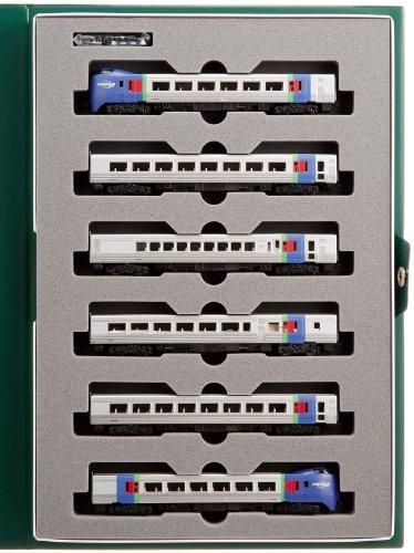 KATO Nゲージ キハ283系 スーパーおおぞら 基本 6両セット 10-476 鉄道模型 電車[cb]