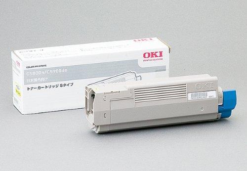 公式サイト OKI トナーカートリッジ イエロートナーS 贈り物 cb TNR-C4CY3
