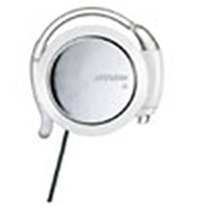 JVC HP-AL302-W 密閉型オンイヤーヘッドホン 耳掛け式 ホワイト[cb]