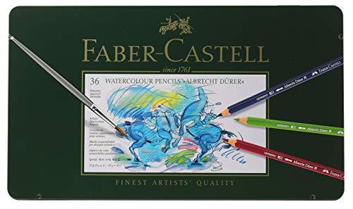ファーバーカステル 公式ストア アルブレヒト デューラ水彩色鉛筆 36色 缶入 cb 激安通販販売 117536 日本正規品
