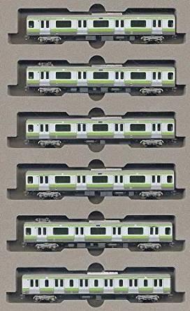 Nゲージ 10-259 E231系500番台山手線色増結 (6両)[cb]