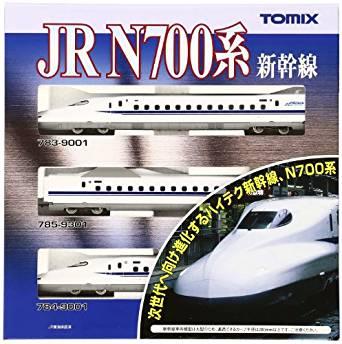 TOMIX Nゲージ 92314 N700東海道・山陽 (Z0) 基本セット (3両)[cb]