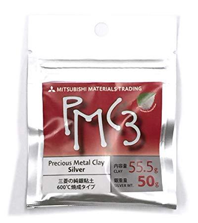 PMC3 純銀粘土 50g[cb]