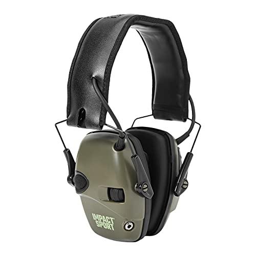 Impact Sport Electronic Earmuff インパクトスポーツ エレクトリックイヤーマフ R-01526 並行輸入品[cb]